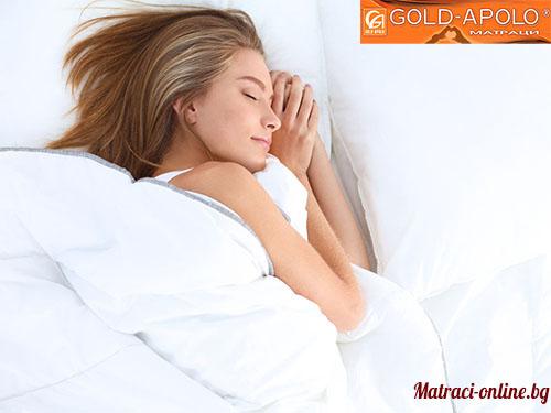 Голд Аполо - лого
