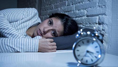 Безсъние поради стрес