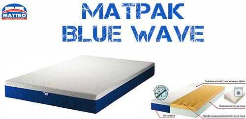 Матрак Blue Wave