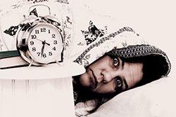 Странни нарушения на съня - снимка