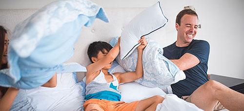 Покупка на бебешка възглавница