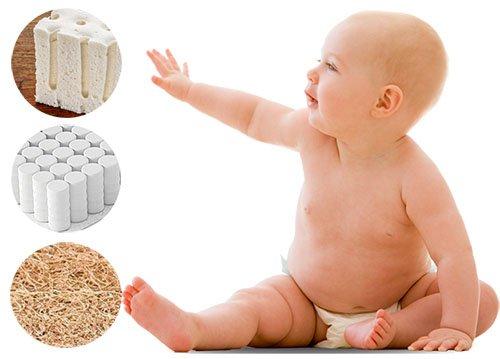 Избор на детски матраци - материали