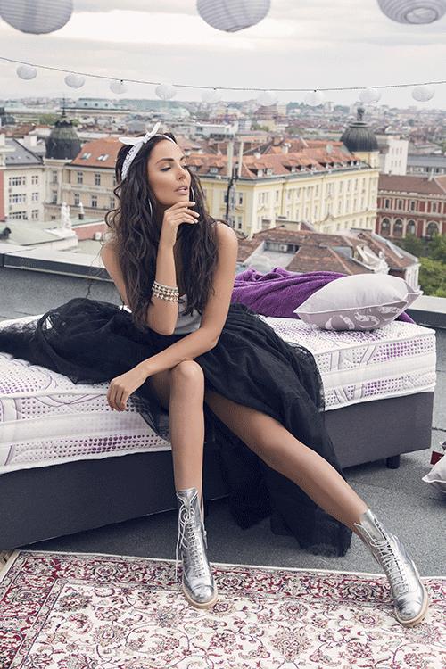 Матрак Nike Star - фаворитът на Николета Лозанова