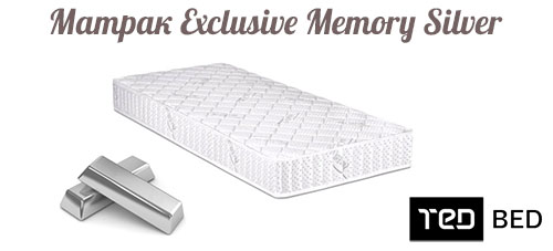 Матрак Exclusive Memory Silver