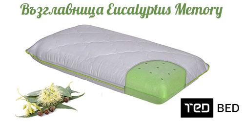 Възглавница Eucalyptus Memory