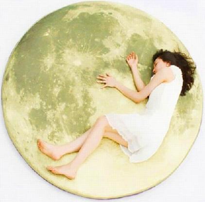Възглавница Луна