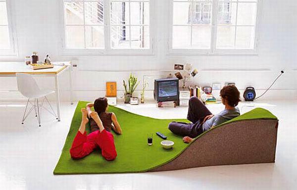 Възглавница - килим