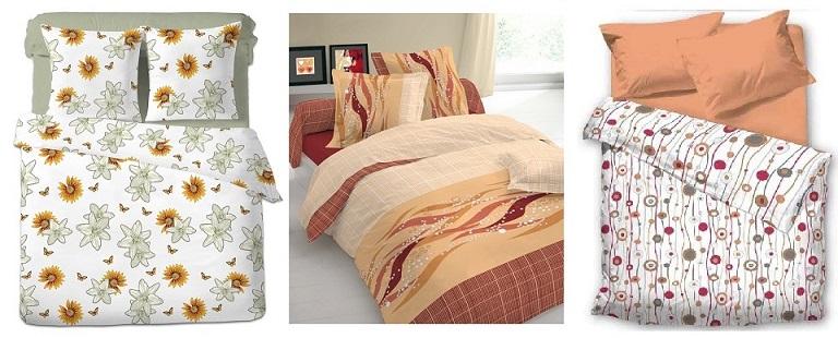 Спални комплекти ТЕД - десени